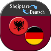 Translate Albanian to Deutsch icon