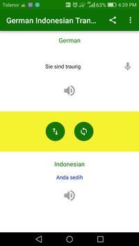 Indonesian German Translator screenshot 4