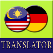 Translate Malay to German icon