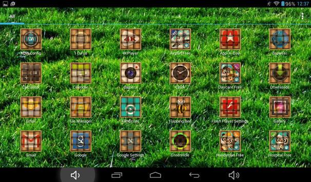 Rattan Icon Pack screenshot 1