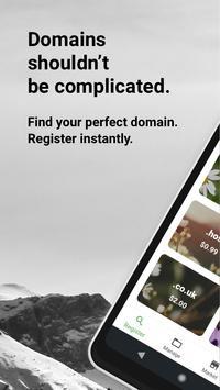 Uniregistry Domains poster