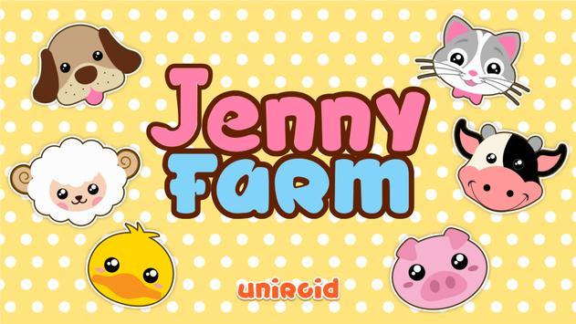 Animol Sound - Jenny Farm poster