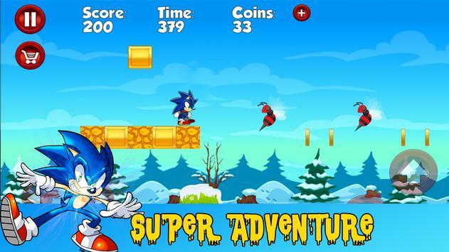 Speed Sonic Adventure screenshot 1