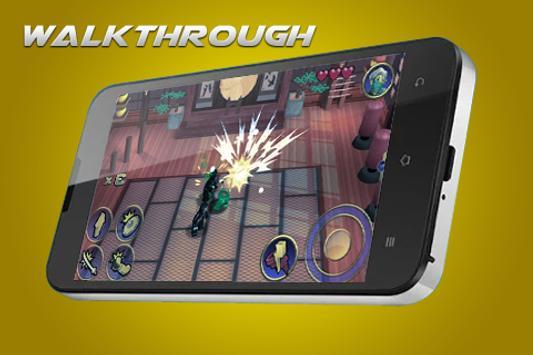 Guide Lego Ninjago Skybound screenshot 1