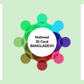 National ID Card Bangladesh icon