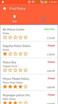 Find Police apk screenshot