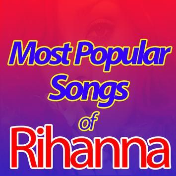 Most Popular Rihanna Songs apk screenshot