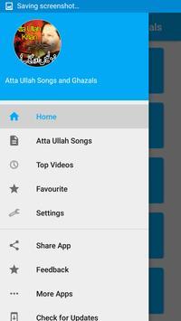 Atta Ullah Songs and Ghazals apk screenshot