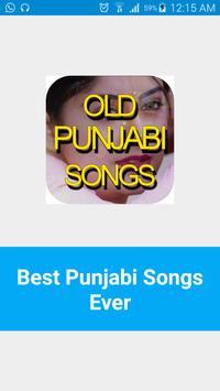 Best Old Punjabi Songs screenshot 1