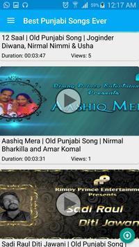 Best Old Punjabi Songs screenshot 4