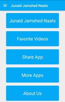 Junaid Jamshed Naats & Bayanat apk screenshot