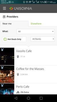 Unisomnia Social Network screenshot 1