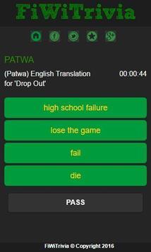 FiWiTrivia apk screenshot