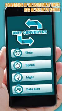 Measurement Converter - Metric Conversion poster
