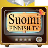 Finnish TV - Suomi TV icon