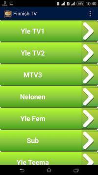 Finnish TV - Suomi TV apk screenshot