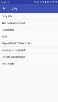 Bahá'u'lláh screenshot 1