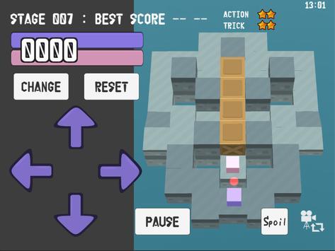 3D Gimmick Puzzle 『AsMagnet』 apk screenshot