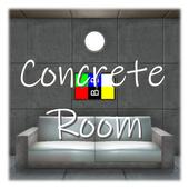 """Escape Game """"Concrete Room"""" icon"""