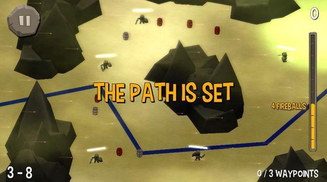 Path of destruction: dragons apk screenshot