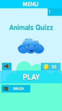 Animal Quiz 1 Pics 1 Word poster