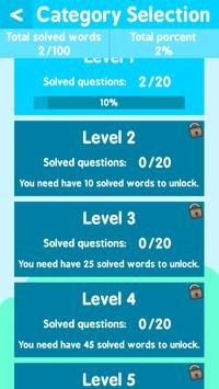 Animal Quiz 1 Pics 1 Word screenshot 1