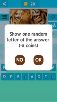 Animal Quiz 1 Pics 1 Word screenshot 4