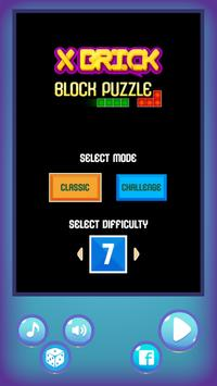 Puzzle Block Game poster