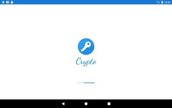 Crypto (Unreleased) apk screenshot