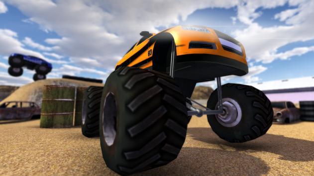 Monster Truck Jam 2016 apk screenshot