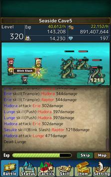 BattleDNA [AutoBattle RPG] poster