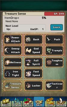 BattleDNA [AutoBattle RPG] apk screenshot