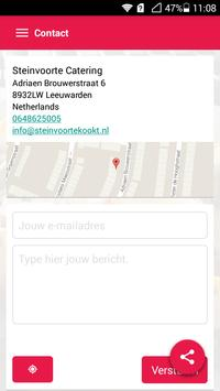 Steinvoorte Catering apk screenshot