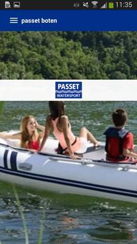 Passet Watersport poster