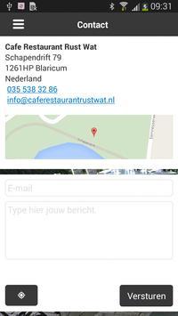 Cafe Restaurant Rust Wat apk screenshot