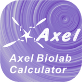 Axel Biolab Calculator (中文版) icon