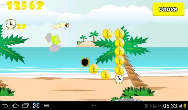 Jump Banana Jump screenshot 10