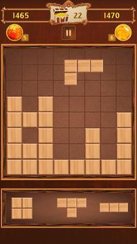 Wooden Block Puzzle screenshot 2