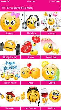 Naughty Sticker - Adult Emojis & Dirty Stickers poster