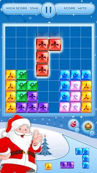 Christmas Block Puzzle poster