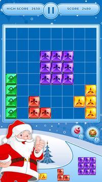 Christmas Block Puzzle screenshot 2