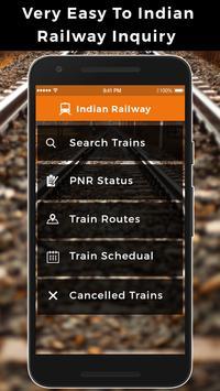 Train Enquiry скриншот 3