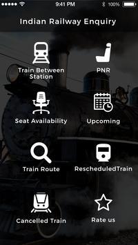Train Enquiry скриншот 1
