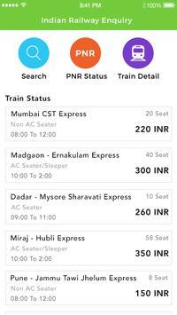 Train Enquiry скриншот 4