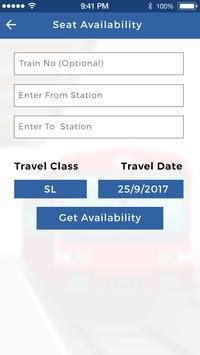 Train Enquiry скриншот 5