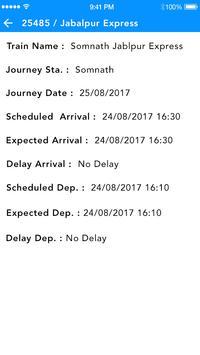 Train Enquiry скриншот 6