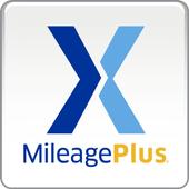 MileagePlus X icon