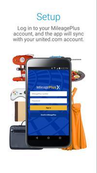 MileagePlus X apk screenshot