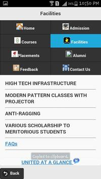 United college app apk screenshot
