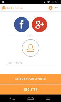Ride United Taxi App DRIVER apk screenshot